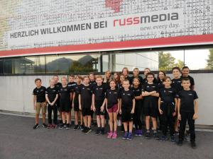 2019 Besuch bei Antenne Vorarlberg